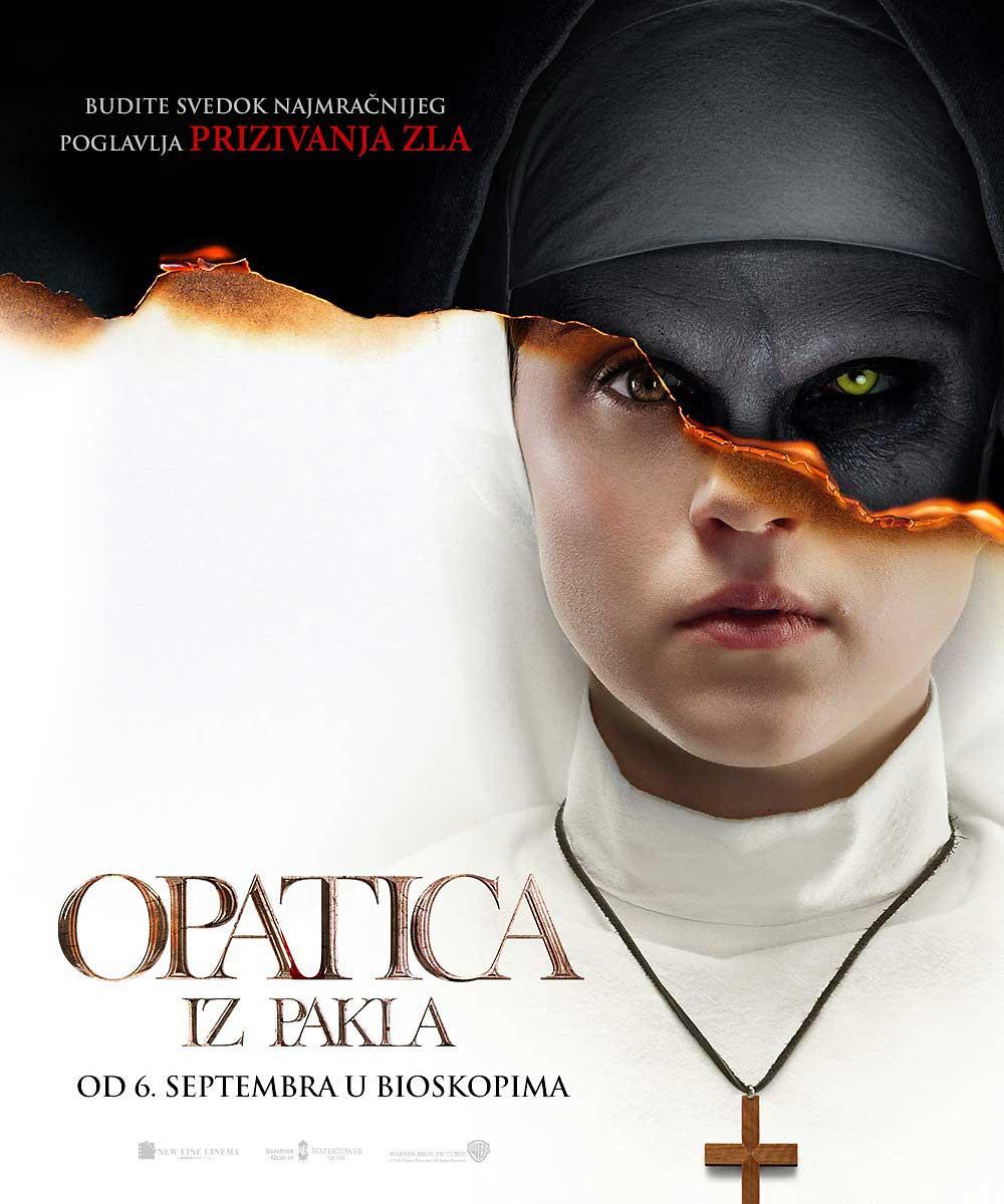 kino -Opatica-iz-pakla